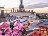Французький обід : перше, друге і Париж