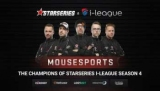 CS:GO. Mousesports стали чемпіонами StarSeries i-S4 League
