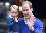 Принц Джордж обрав майбутню професію